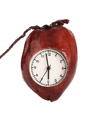 Coconut Clock
